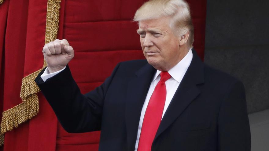 Video ŽIVĚ: Speciální vysílání ČT24 z inaugurace Donalda Trumpa