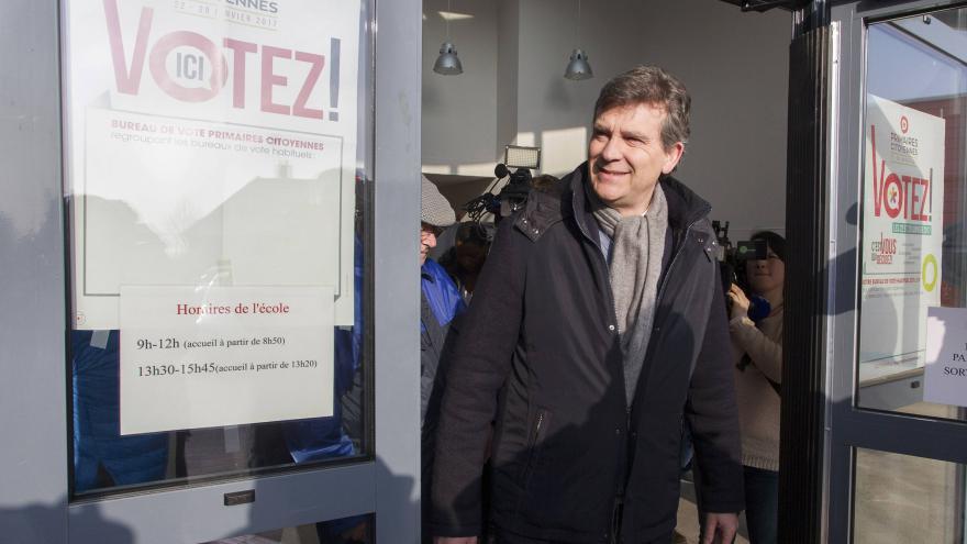 Video Francouzská levice pořádá primárky