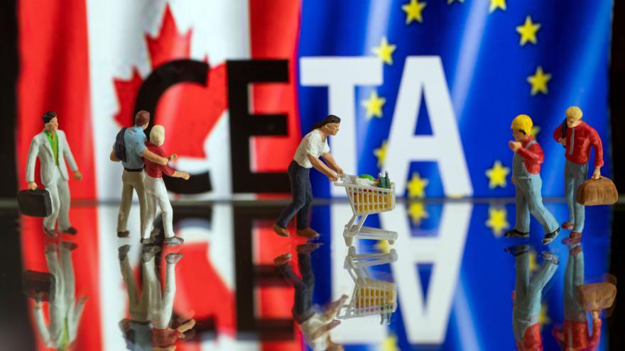 Video Michal Mejstřík k dohodě o obchodu s Kanadou