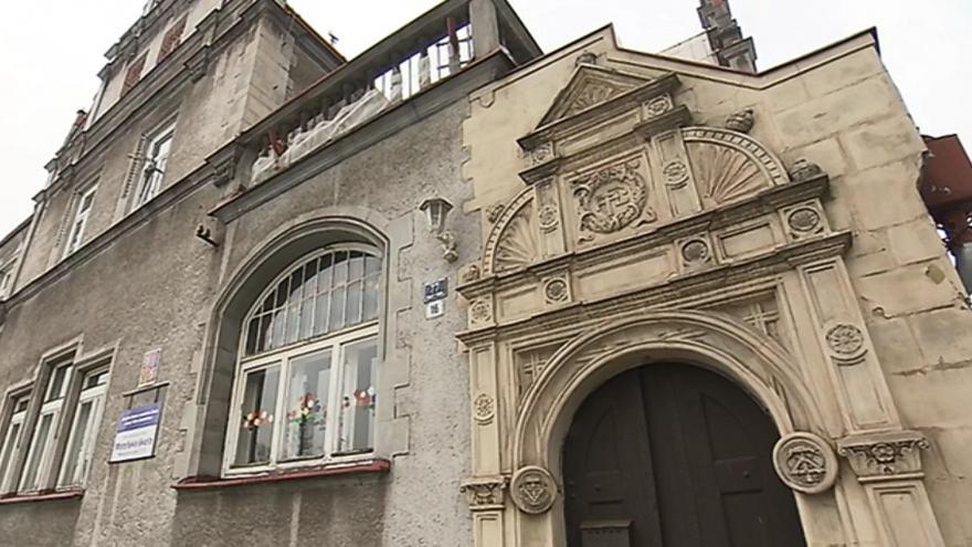 Video Těšínské vily na seznamu památek