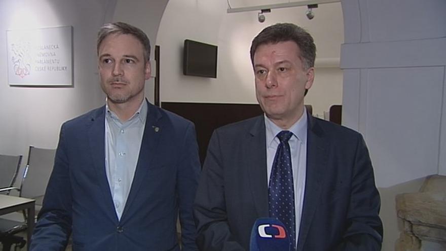 Video Sněmovní komise přijala pět usnesení včetně dvou trestních oznámení