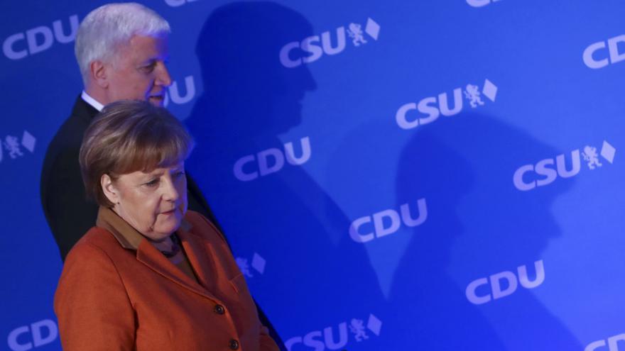 Video Merkelová je kandidátkou koalice na kancléřku
