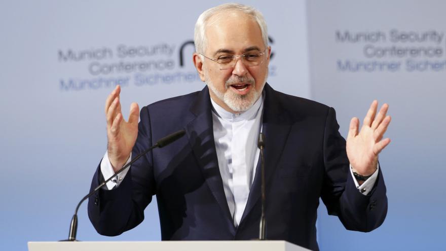 Video Íránský ministr Zaríf: Nebudeme vyrábět jaderné zbraně