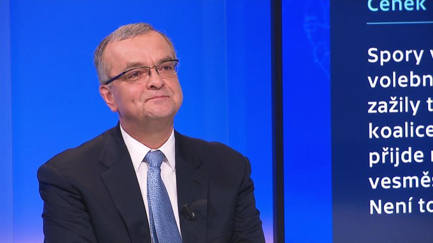 Video 90' ČT24 - Volební rok a rozložení sil na politické scéně