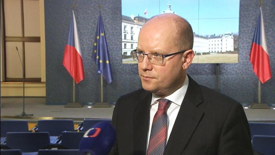 Video Sobotka: S europoslanci jsme ladili shodu v zájmech Česka