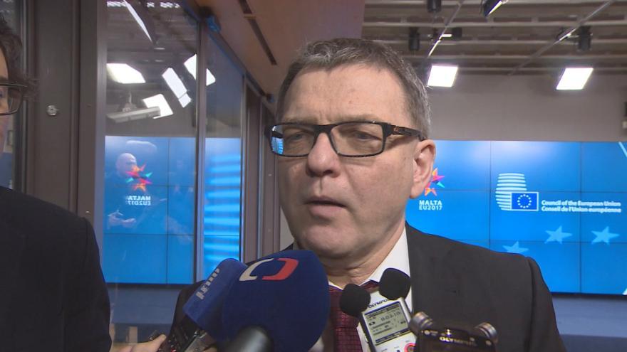 Video Zaorálek: Ztráta zástupce v tak významné funkci by byla chyba