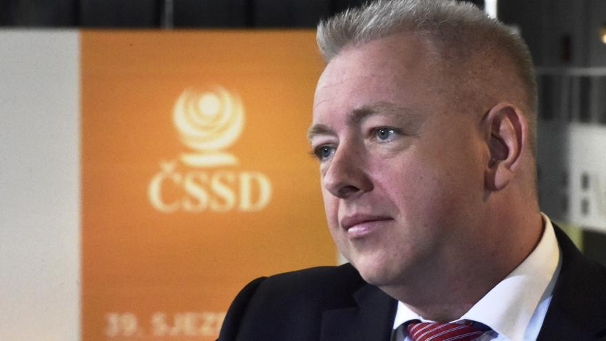 Video Milan Chovanec na 39. sjezdu ČSSD
