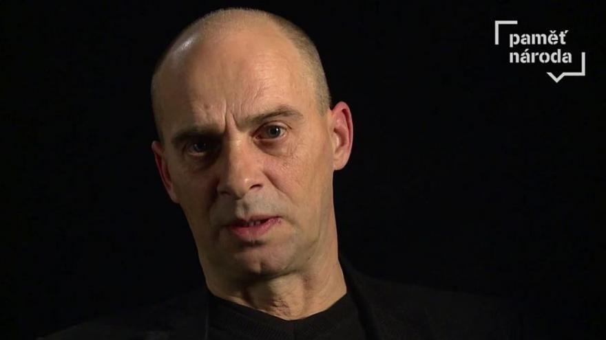 Video Ondřej Němec: Přímo na hřbitově byla spousta fízlů, kteří byli vybaveni videokamerami