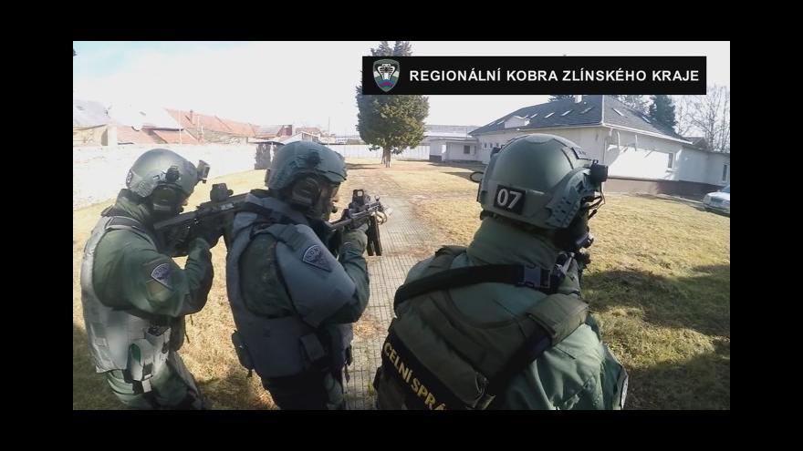 Video Zásah Regionální Kobry Zlínského kraje - Akce Fatra