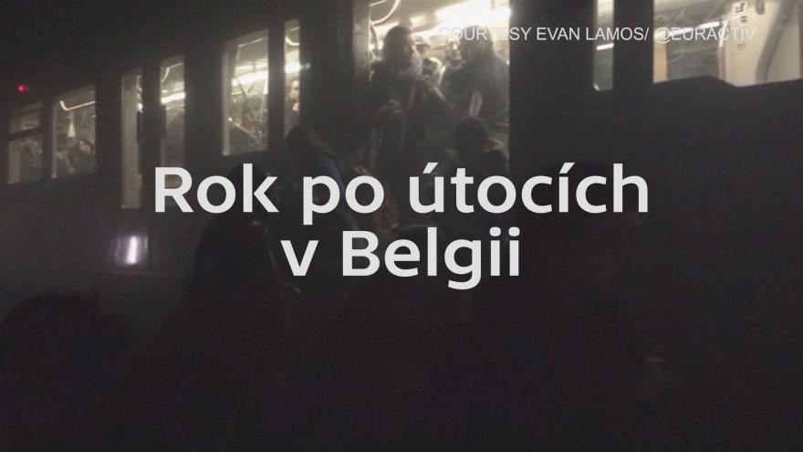 Video 90' ČT24 - Londýn: den po útoku