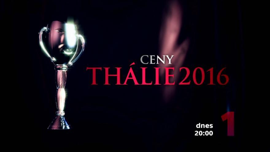 Video Ceny Thálie 2016