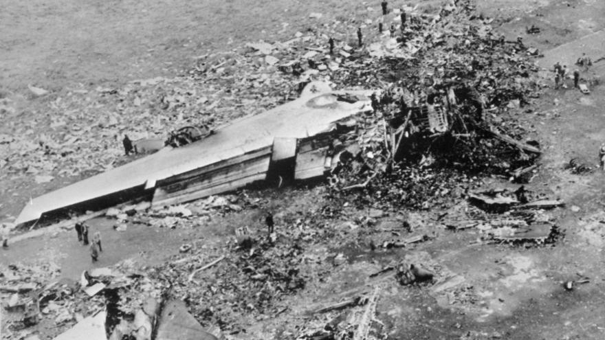 Video Katastrofa na Teneriffe roku 1977