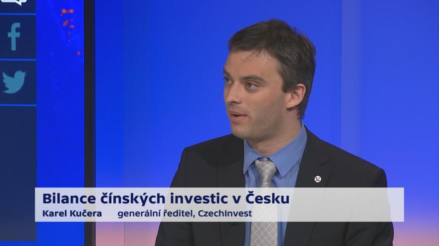 Video 90' ČT24 - Bilance čínských investic v Česku