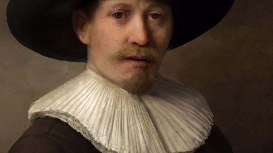Video Obraz od Rembrandta