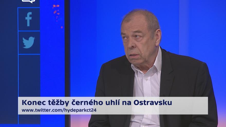 Video 90' ČT24 - Konec těžby černého uhlí na Ostravsku