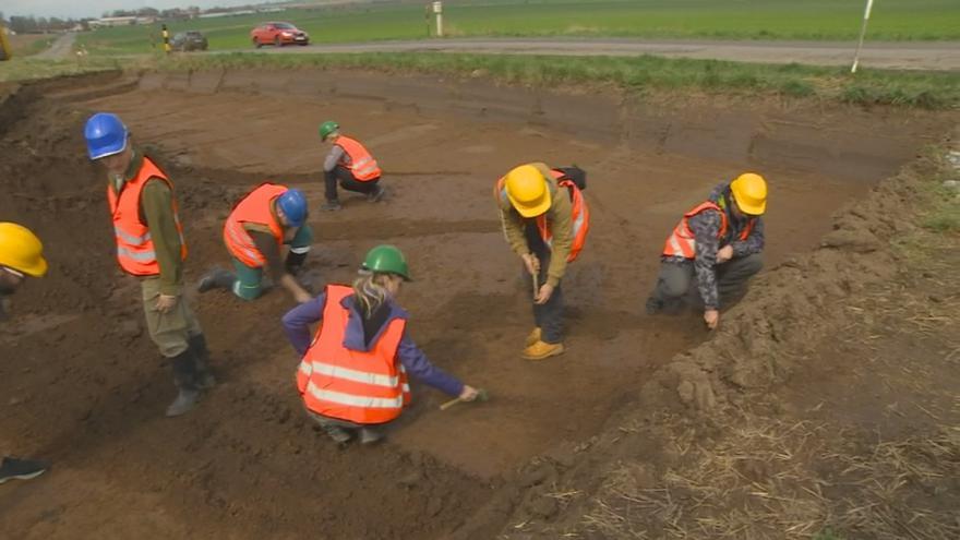 Video Tichý: Archeologické práce nejsou vždy jen o štětečcích