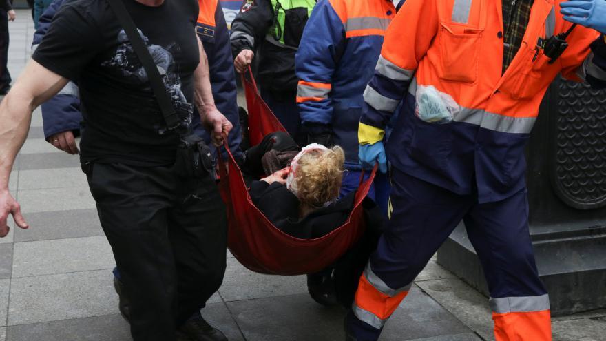 Video ŽIVĚ: Situace v Petrohradu