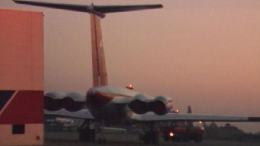 Video 1991: Únos na letišti Ruzyně