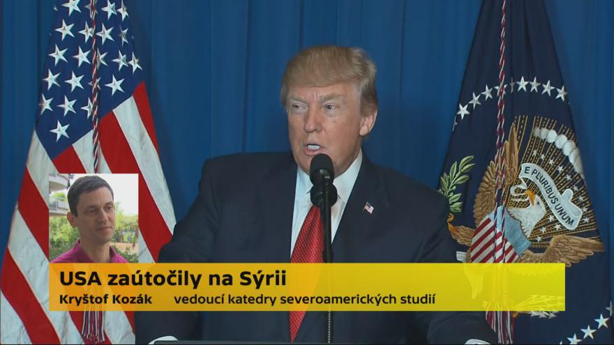Video Kryštof Kozák, amerikanista, FSV UK