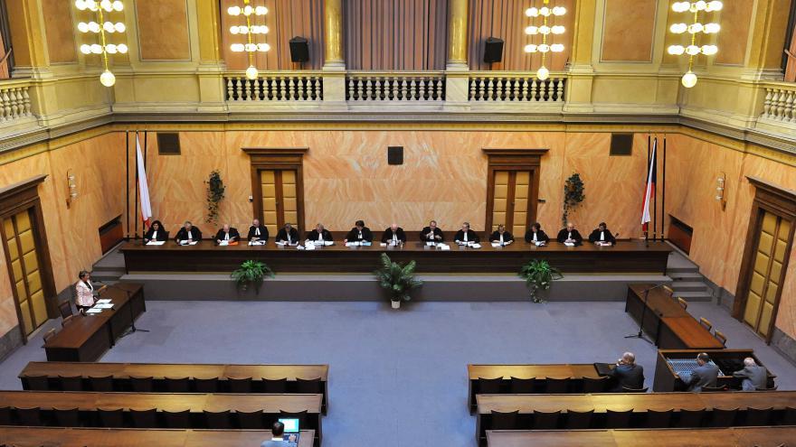 Video Nález Ústavního soudu k EET