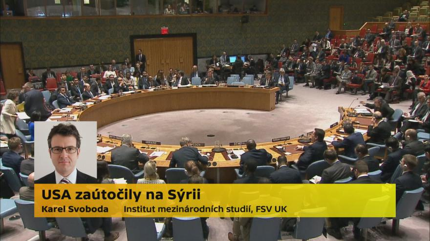 Video Karel Svoboda, expert na Rusko, FSV UK