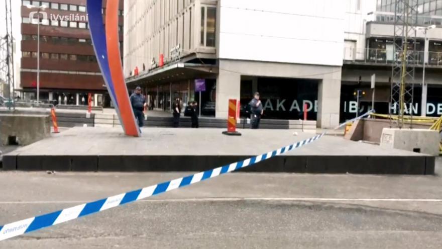 Video ŽIVĚ: dění ze Stockholmu