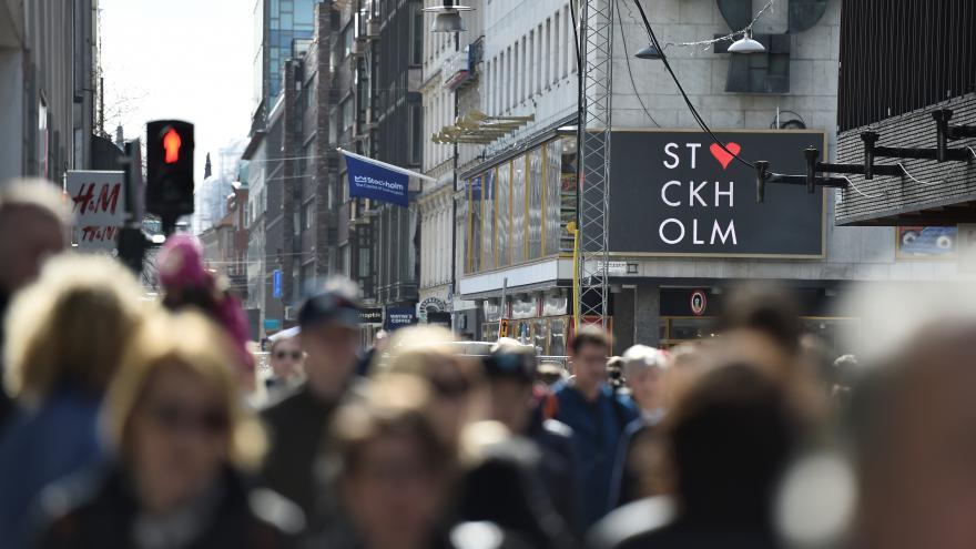 Video Ve Švédsku jsou tři tisíce lidí, které se nedaří deportovat