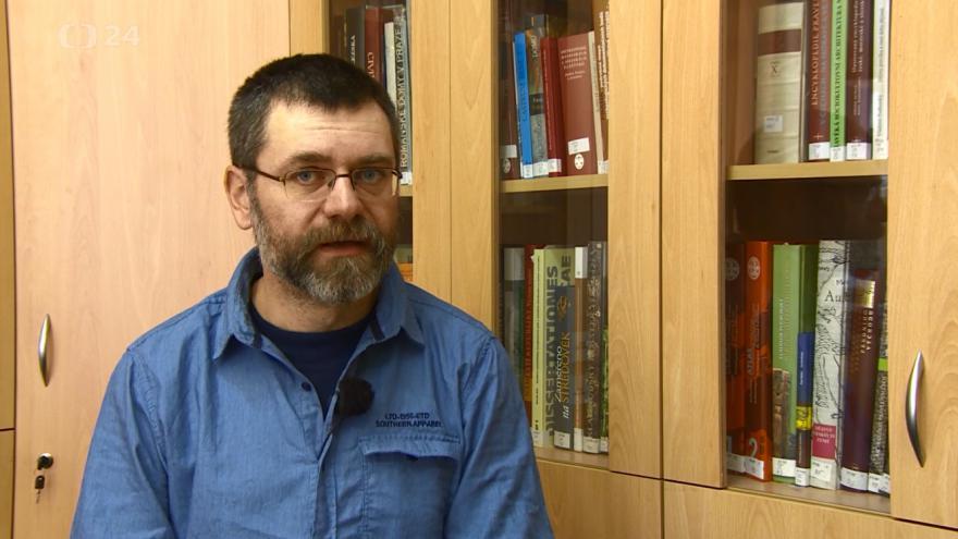 Video Rozhovor s Ondřejem Chvojkou, archeologem z Filozofické fakulty Jihočeské university