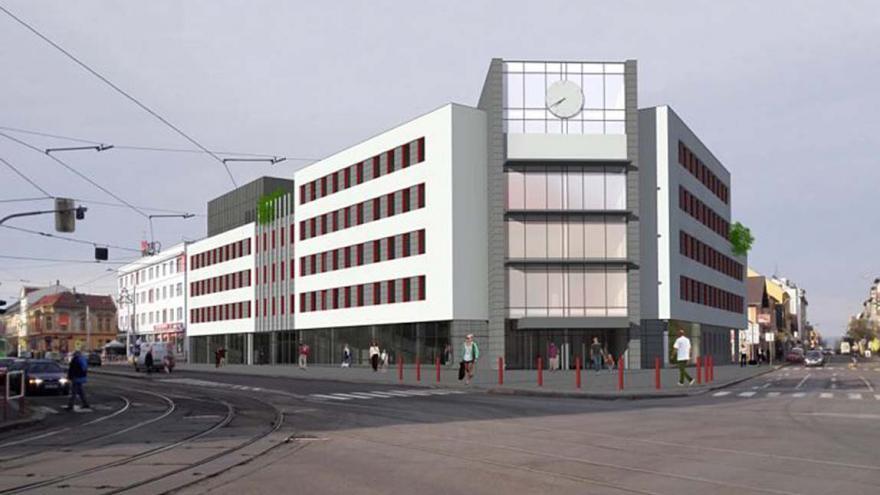 Video Výstavba nové radnice