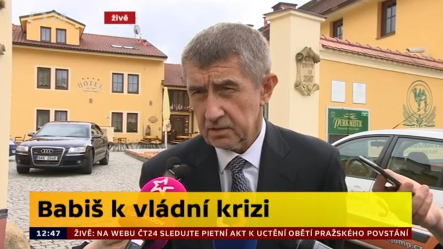 Video Studio ČT24