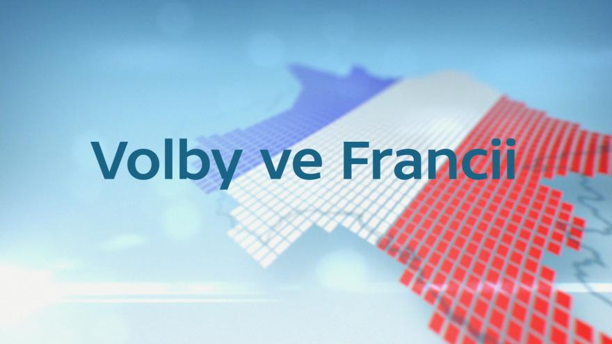 Video Speciál ČT24 k francouzským volbám