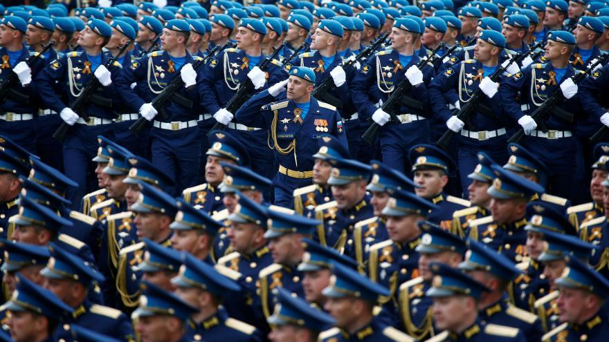 Video Vojenska prehlidka ke Dni vitezstvi v Moskve