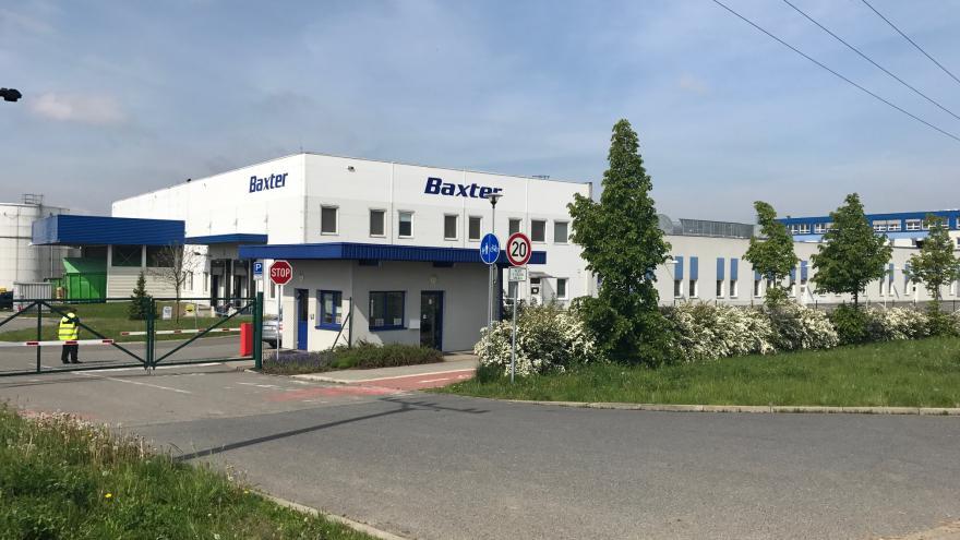 Video Baxter hledá pro zaměstnance novou práci