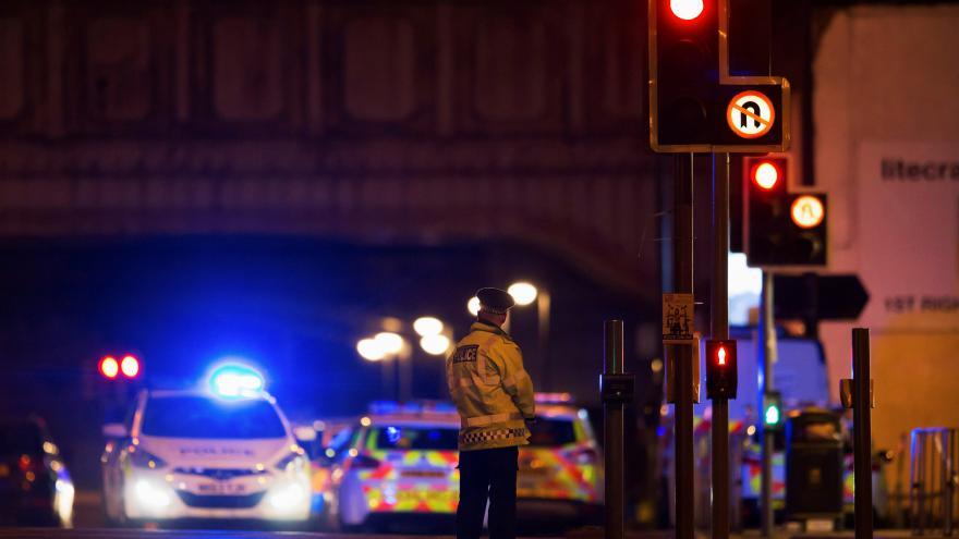Video Jan Jůn k útoku v Manchesteru