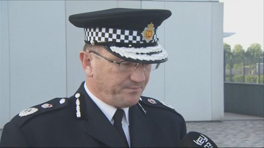 Video Brífink policie k útoku v Manchesteru