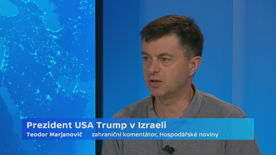 Video Komentář Teodora Marjanoviče