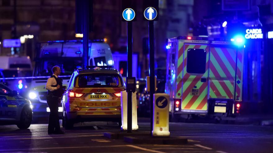 Video ŽIVĚ: Speciální vysílání ČT24 k incidentům v Londýně