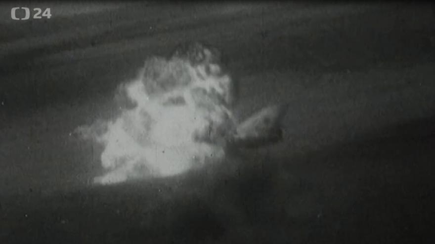 Video Šestidenní válka v reportáži Československého filmového týdeníku