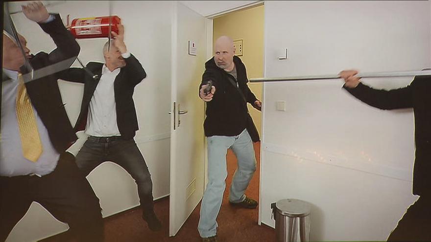 Video Videoklip Utíkej, schovej se, bojuj!