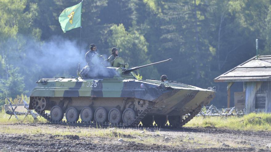Video 28. ročník vojenské přehlídky Bahna