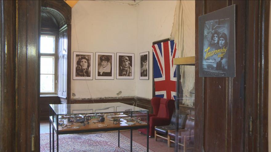 Video Muzeum RAF v Polici
