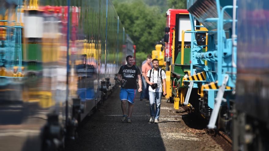Video Ostravské Czech Raildays