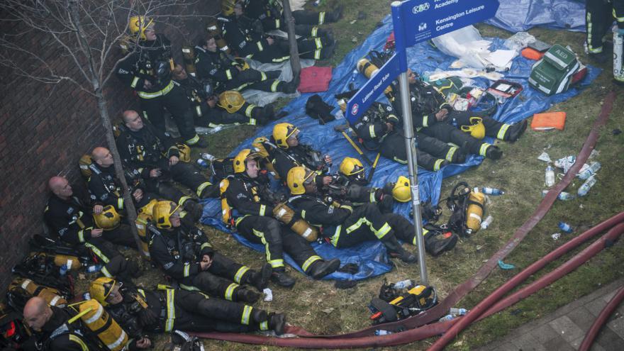 Video Ing. František Wald o požáru v Londýně