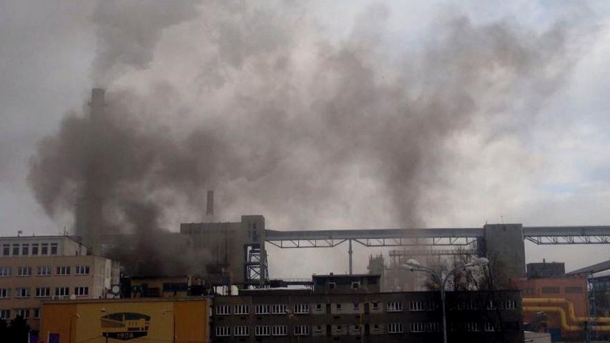 Video Ostrava se potýká s koksovnou, která znečišťuje ovzduší