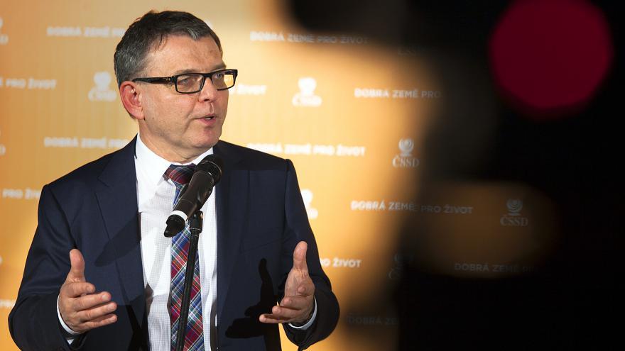 Video ČSSD zahajuje předvolební kampaň