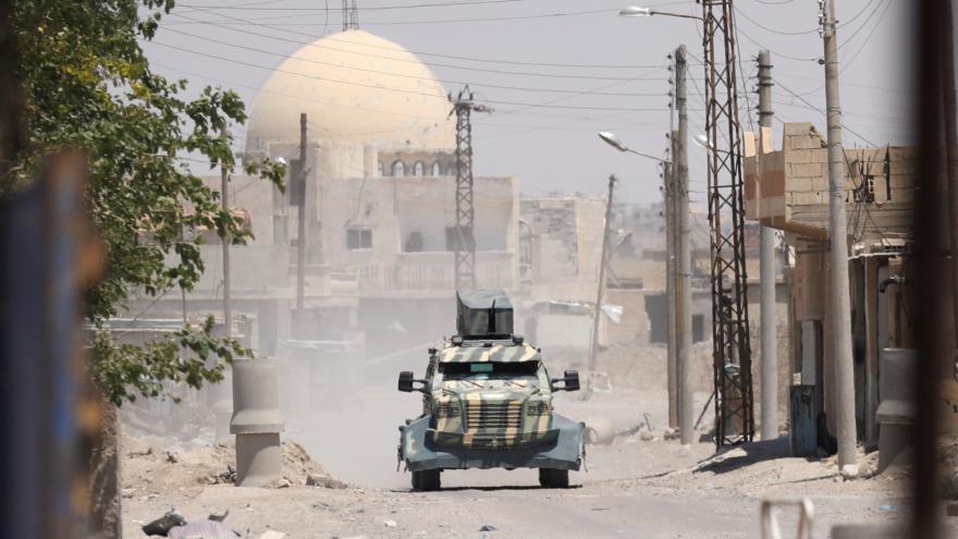 Video V části Sýrie bude vyhlášeno příměří
