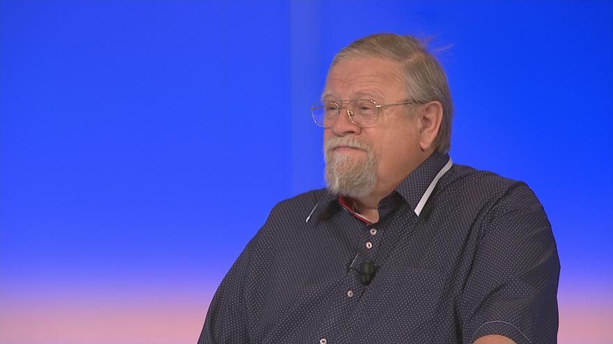 Video 90' ČT24: Politolog Daniel Kroupa