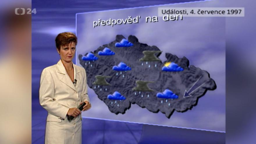 Video Počasí ze 4. července 1997