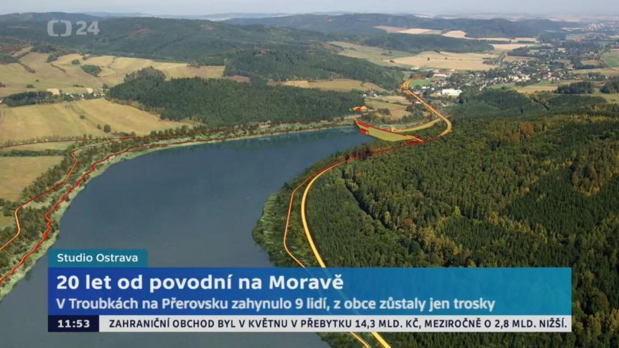 Video Ostravské studio: Bude přehrada v Nových Heřminovech?