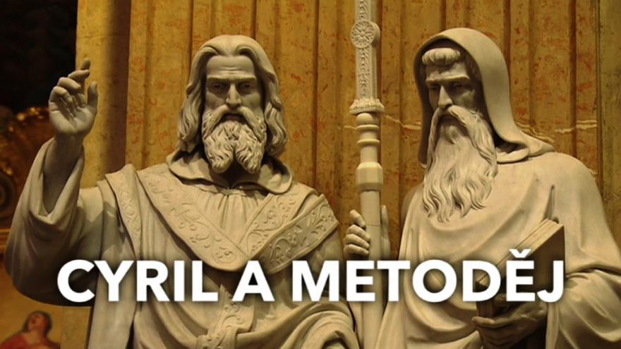 Video Historie.cs - Cyril a Metoděj